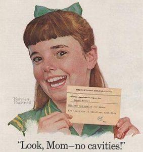 تاریخچه مسواک و خمیر دندان