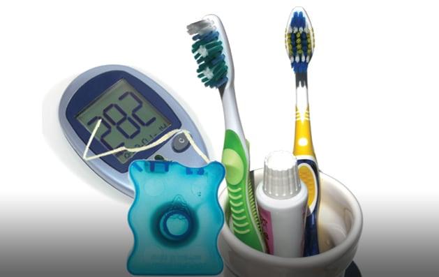 دیابت : چگونه بر سلامت دهان و دندان تأثیر می گذارد